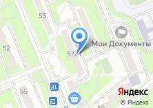 Компания «Почтовое отделение №142003» на карте