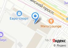 Компания «Ю.Кей» на карте
