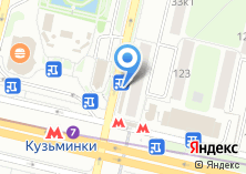 Компания «Максимус» на карте
