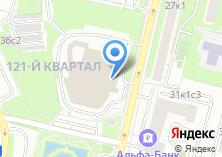 Компания «Русский балет» на карте