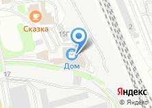 Компания «Плитофф» на карте