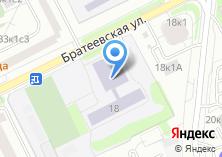 Компания «Гимназия №1587» на карте