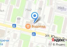 Компания «Шиномонтажная мастерская на Юных Ленинцев» на карте