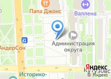 Компания «1park» на карте