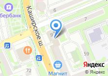 Компания «Центральная библиотека им. Анны Ахматовой» на карте