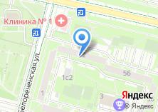 Компания «Валаам» на карте