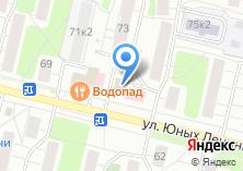 Компания «Магазин алкогольных напитков» на карте