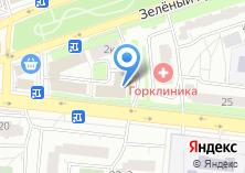 Компания «NK-Net» на карте