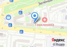 Компания «ПромСити» на карте