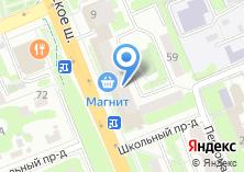 Компания «Веталина» на карте