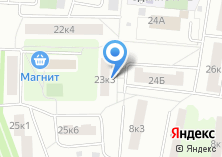 Компания «Московская служба психологической помощи населению» на карте