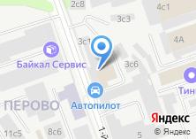 Компания «Волгахимцентр» на карте