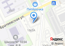 Компания «Квартира в Москве» на карте