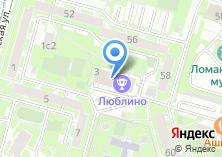 Компания «BOXMARKET» на карте