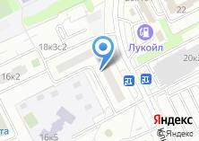 Компания «Продовольственный магазин на Братеевской» на карте
