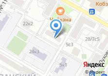 Компания «Плющево» на карте