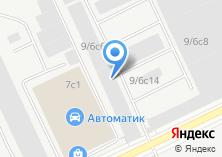 Компания «Фабрика трикотажа №1» на карте