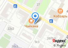 Компания «Дача» на карте