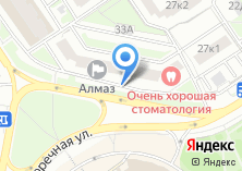 Компания «Жалюзи.РФ» на карте