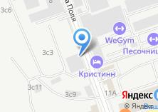 Компания «Сергеев и Ко» на карте
