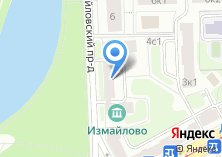 Компания «Библиотека №121» на карте