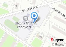 Компания «Средняя общеобразовательная школа №777» на карте