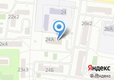 Компания «Восточная типография» на карте