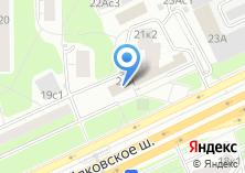 Компания «Приятное свидание» на карте