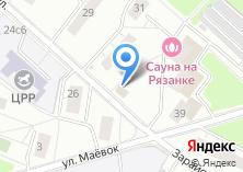 Компания «Русская трапеза» на карте