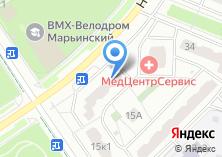 Компания «Адвокатский кабинет Волох М.В.» на карте