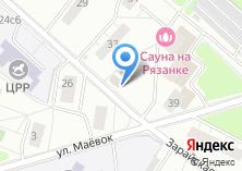 Компания «СтройРесурсГрупп» на карте