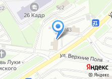 Компания «ЦентрЮрСервис» на карте