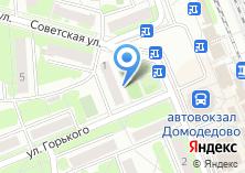 Компания «КоопМаг» на карте