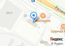 Компания «ТЕХНОЛОГИИ БУДУЩЕГО» на карте