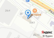 Компания «Дженерал сэйфити, ооо» на карте