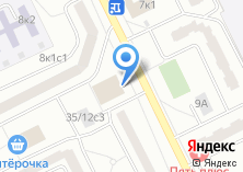 Компания «ЧИП-МАРКЕТ» на карте