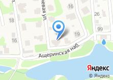 Компания «Теплые беседы» на карте