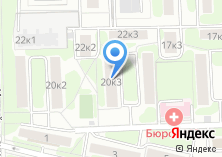 Компания «Участковый пункт полиции район Измайлово» на карте