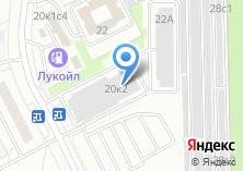 Компания «Автолайф плюс» на карте
