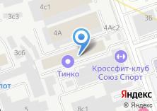 Компания «Вариант» на карте
