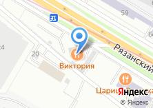 Компания «Юмет» на карте