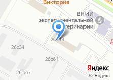 Компания «МС Профф» на карте