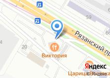 Компания «Автосервис 22» на карте