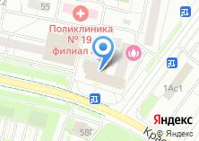 Компания «Смешные цены» на карте