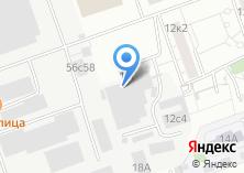 Компания «ЭСКОМА» на карте