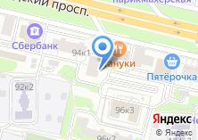 Компания «Бионик Дентис» на карте