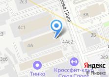 Компания «Максик» на карте