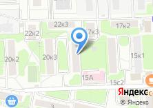 Компания «Стройпроектсервис» на карте