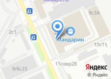 Компания «ПОЖТЕХНОЛОГИИ» на карте