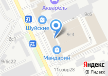 Компания «Веро-На» на карте